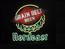 """New Nordeast Beer Grain Belt Bar Pub Lamp Neon Sign 24""""x20"""""""