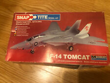 snap tite model kit f-14 tomcat 1989 monogram Plane Military Aircraft