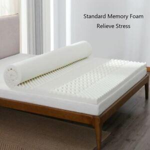 Mlily Memory Foam Mattress Topper cooling Gel Slow Rebound Comfortable Chilling