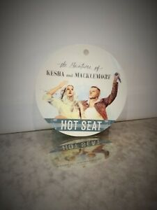 The Adventures Tour 'Hot Seat' Passes (10 Orders Avail/3 Per Order)