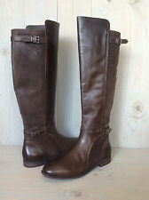 UGG DANAE LODGE LEATHER TALL RIDING BOOTS WOMENS US 11  NIB
