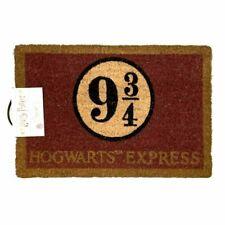 Harry Potter Hogwarts Express Platform 9 3/4 60 X 40cm Doormat Welcome Mat