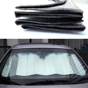 Foldable Car Windshield Windscreen Sun Shade Reflective UV Block Cover Visor C