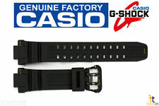 CASIO G-Shock GW-3500BB Original Black Rubber Watch BAND Strap GW-3000BB
