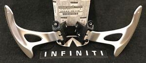 Infiniti OEM 08-10 G37 Steering Column-Paddle Switch 25549JK10A, Wheat Interior