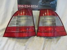2000-2001-2002-MERCEDES ML320 DRIVERS/LEFT-PASSENGER/RIGHT SIDE TAILLIGHTS