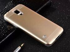 Étuis, housses et coques dorés en métal pour téléphone mobile et assistant personnel (PDA) Samsung