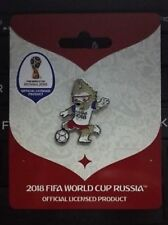 FIFA WORLD CUP RUSSIA 2018 OFFICIAL MASCOT PIN
