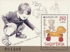 2015 Europa - Albania - souvenir sheet