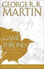 A Game of Thrones: The Graphic Novel: Volume Four (Hardback or Cased Book)