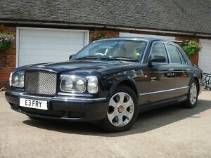 Bentley Arnage Red Label 6.8