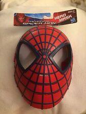 Hasbro Marvel Amazing Spider-Man Hero Mask Costume Adjustable Size