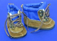 Hiking Boots for 18 inch Doll Shoes American Girl or Boy   Most Adventures Found