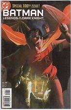 fumetto DC BATMAN LEGGENDS OF THE DARK KNIGHT AMERICANO NUMERO 100