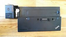 Lenovo ThinkPad Ultra Dock 40A2 T440 X240 T540 L460 T460 T560 W540 w/key + AC