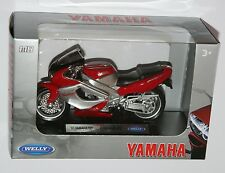 Welly - '01 YAMAHA YZF1000R THUNDERACE Motorbike Model Scale 1:18