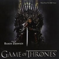 OST/RAMIN DJAWADI - GAME OF THRONES   CD NEW