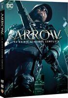Arrow - Serie Tv - Stagione 5 - Cofanetto Con 5 Dvd - Nuovo Sigillato
