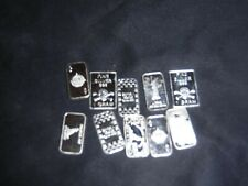 10 gram SILVER BARS (1g x 10)  MIXED DESIGNS Solid Bullion .999 Purity -