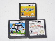 new Super Mario Bros. + Mario Kart + Mario Party, Nintendo DS Games