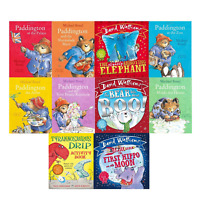 Julia Donaldson David Walliams Michael Bond 10 Books Collection Set Bedtime