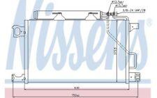 NISSENS Condensador, aire acondicionado MERCEDES-BENZ CLASE C CLK 940100