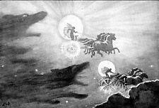Norse Nordic viking Mythology 32 antique books myth Folklore legends tales Dvd