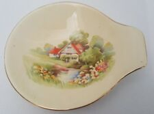 Royal Winton Red Roof Cottage Dish