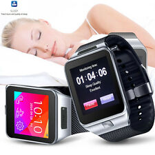 2-in-1 Interconvertible GSM + Bluetooth Smart Watch & Phone w/ Camera ~UNLOCKED!