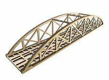 More details for wws single track low-detail mdf bowstring bridge 560mm – oo/ho model railway