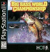Big Bass World Championship Playstation Game PS1 Used Complete