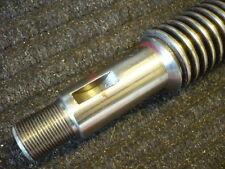 Spindel Gewindestange Spindelantrieb spindle Hofmann 2 Säulen Hebebühne GTE 2500