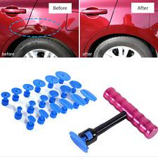 DIY T-Bar Paintless Dent Car Auto Damage Repair Bodywork Puller Lifter Tool Kit