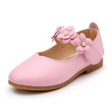 Sweet Children Girl Princess Shoes Kids Girl Baby Dance Wedding Shoes Party Size