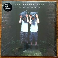 Temper Trap - Thick As Thieves LP [Vinyl New] White Vinyl + Download w/ Bonus