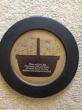 New listing Snowman Decorative Plate