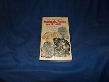 Minerals Rocks and Fossils Hamilton Woolley Bishop 1977 yel