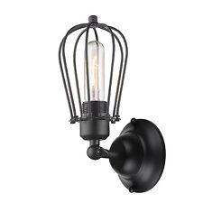 2xE27 Vintage klassisch Wandleuchte Wandlampe Metall Antik-Stil Außenlicht