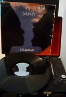 "Michael Jackson – Scream Vinyl 12"" P/S Single Epic 1995"