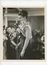 WALLFLOWER Original Movie Still 8x10 Janis Paige, Romantic Comedy 1948 17701