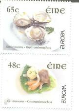 Ireland- Gastronomy mnh set of 2 (1738-9)