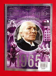 Official DOCTOR WHO MAGAZINE Essential 1965 Special EDITION BOOK NEW 2021