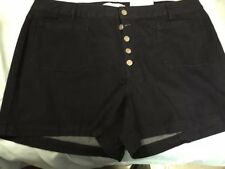 Cato Denim Dark Wash Classic Shorts Size 24W New With Tags