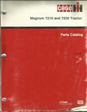 CASE IH MAGNUM 7210 AND 7220 TRACTORS PARTS CATALOG