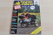149149) Ducati 907 - Yamaha XJ 600 S - Tourenfahrer 01/1992