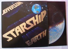 JEFFERSON STARSHIP  (LP 33T) EARTH -  USA 1978