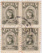 American Stamp Blocks