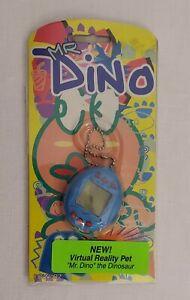 Mr. Dino the Dinosaur Virtual Reality Pet Fow-02 - Blue