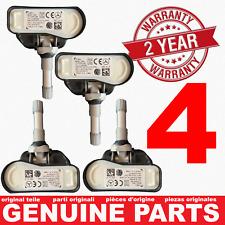 4 x NEU ORIGINAL A0009050030 RDKS MERCEDES BENZ E W212 W207 A207 TPMS