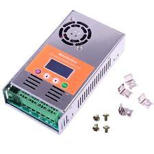 60A MPPT Solar Charge Controller for 12V 24V 36V 48VDC Voltage Regualtor V117